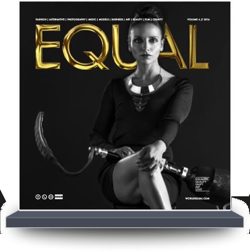 World Equal Magazine - Vol 4-2016